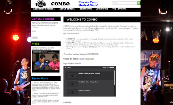 Colorado Music Business Organization