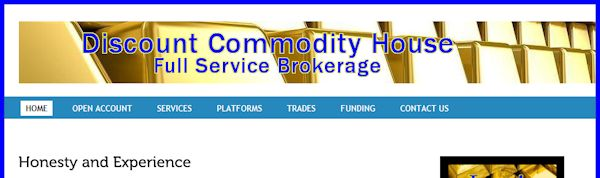 Discount Commodity House