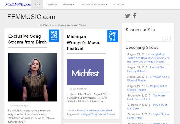 femmusic.com