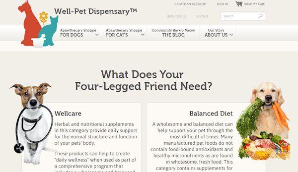 Well-Pet Dispensary